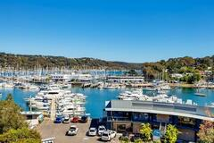 Rent By The Day (Calendar availability option): Princes St Marina – Pittwater T Head 1