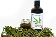 Make An Offer: 50 Plus Bottles of CBD Oil and Hemp Seed Rubbing Oil