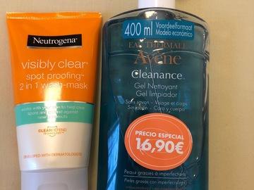 Venta: Cleanance & neutrogena