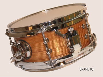 "VIP Members' Sales Only: American Percussion ""Mahogany Side Snare""  ( Will Ship)"