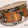 "Selling with online payment: American Percussion ""Mahogany Side Snare"""