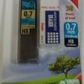 Buy Now: Lot of 60 Packages Pentel Super Hi-Polymer Lead. .7mm. 30 per pkg