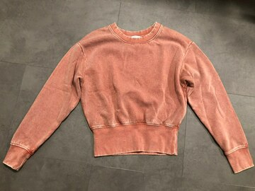 Selling: Women's H&M sweater (XS) and Zara top (M)