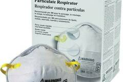 Contact Supplier: 3M™ Particulate Respirator 8210, N95