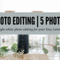 Offering online services: Bright White Photo Editing - 5 Photos