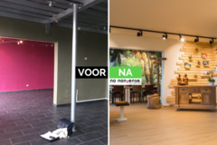 .: [REALISATIE] No Nonsense Design | Make-over Commercieel pand