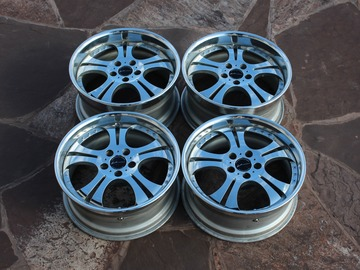 Selling: SSR Vienna Schnitt 18 inch 3PIECE wheels