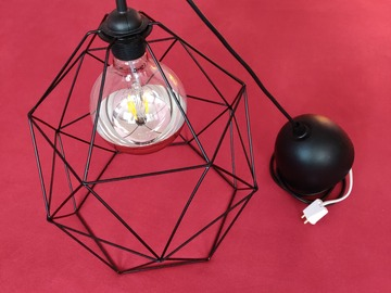 Selling: Ikea hanging lamp with LED