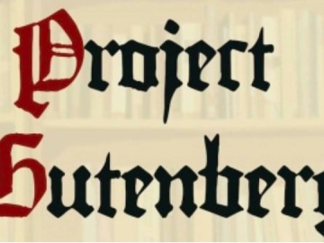 Actualité: Project Gutenberg  : library of 60.000 + free eBooks