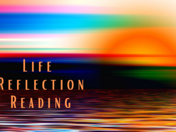 Coaching Services: Life Reflection Intuitive Coaching Session