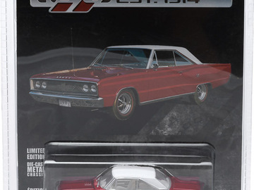 Buy Now: DIECAST TOYS -  ASSORTED GREENLIGHT REPLICA CARS