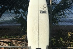 For Rent: 5'10 Al Merrick Weirdo Ripper (5 fin FUTURES)