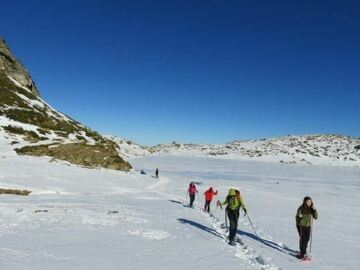 Book (with online payment): Snowshoes and spa in Rila - Bulgaria