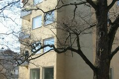 Renting out: 3 rooms + kitchen + bath + balcony, 77.5 square meters Lautt