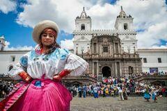 Réserver (avec paiement en ligne): Most beautiful Andean treks - Ecuador