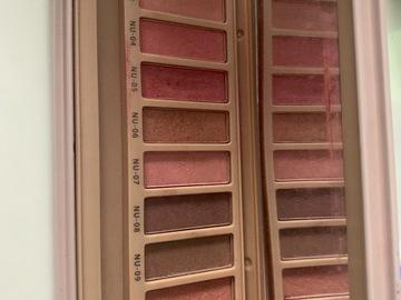 Venta: paleta de sombras nudes