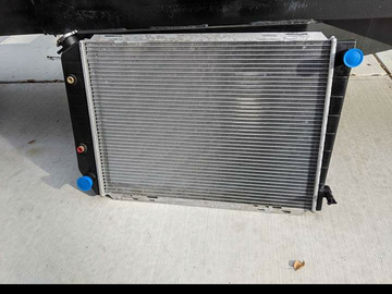 Selling with online payment: 79-93 Radiator like new