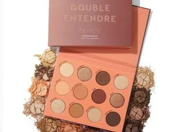 Venta: Paleta Double Entendre Colourpop