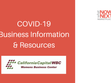 Announcement: COVID-19 BUSINESS INFORMATION AND RESOURCES