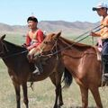 Réserver (avec paiement en ligne): Horse riding in the steppe, visit to the nomads - Mongolia