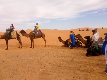 Offering with online payment: 2 Days Private Desert tour itinerary for Morocco