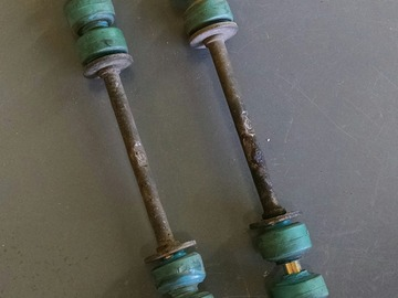 Selling without online payment: Fox Body Original Sway Bar End Links