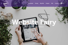 Services: Custom Websites on Wix