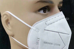 Buy Now: 100 Pcs KN95 Masks Coronavirus COVID-19 Mouth Face Protection