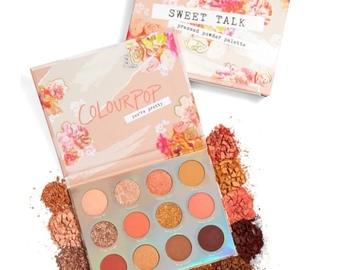 Venta: Paleta Sweet Talk de Colourpop