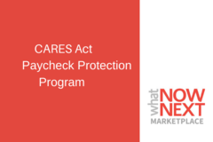 Announcement: CARES Act Paycheck Protection Program