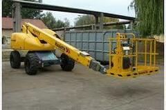 En alquiler: Plataforma Telescópica Diesel de 21 metros