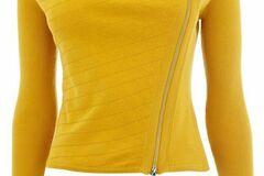 For Sale: KAREN MILLEN: Drapped Knit Jacket