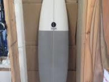 For Rent: Surfboard
