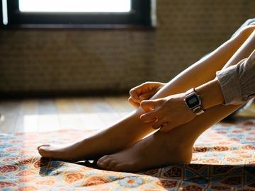 7 Credits: Healthy Legs
