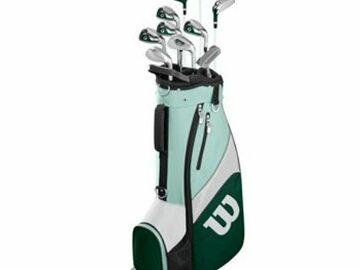 Selling: Wilson Profile SGI Cart Club Set