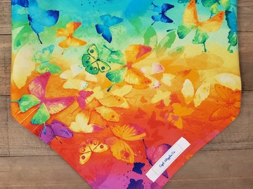 Selling: Butterfly Autismn Awareness pet bandana