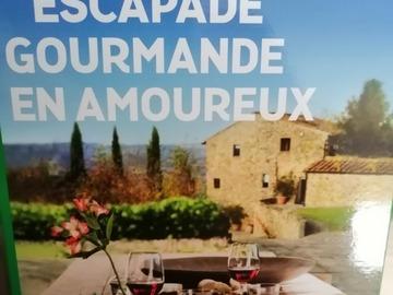 "Vente: Coffret Wonderbox ""Escapade gourmande en amoureux"" (89,90€)"