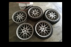 Selling: Champion Motorsport - RG5 Forged Monolite Wheels