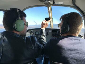 Coaching Session: PRIVATE PILOT LICENSE