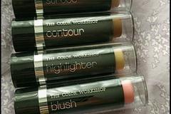 Venta: Pack corrector, colores, iluminador, contorno