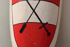 Verkaufen: LangspitzSchild (Frühmi-Schild, Normannen-Schild)