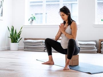 Private Session Offering: Prenatal Yoga