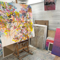 Looking for workspace: Painter looking for a studio/Edullinen työtila kuvataiteilijalle