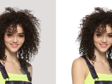 Offering with online payment: Clipping Path Service