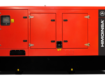 En alquiler: Grupo Electrógeno 200 KVA