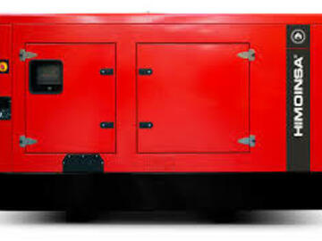En alquiler: Grupo Electrógeno Diesel de 100 KVA