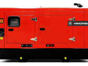 En alquiler: Grupo Electrógeno diesel de 30 KVA