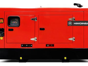En alquiler: Grupo Electrógeno diesel de 20 KVA