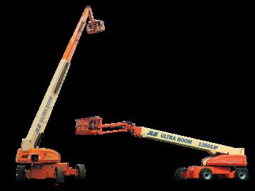 En alquiler: Brazo Articulado Diesel de 43 metros