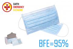 Instant Buy: Emergency-Aid Products: EEE 3-Layer Protective Mask BEF=95%  (10000 pcs CIF)